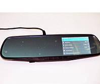 Автомобильный видеорегистратор зеркало DVR 138W, видеорегистратор зеркало