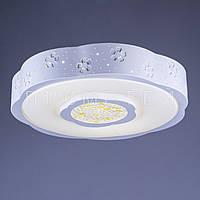 LED люстра с пультом управления P7-1586/550/whitе