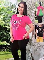 Комплект женский больших размеров LOLITAM 5856