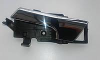 Ручка двери внутренняя хром. левая Авео Т-250 GMDAT Корея
