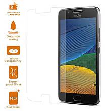 Защитное стекло OP 2.5D для Motorola Moto G5