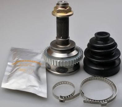Кулак внешний Mazda 323 BA 1.3,1.5 1.TD 94-98 + ABS (22x56x26), фото 2
