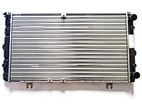 Радиатор вод. охлаждения ВАЗ 1118 (алюм., основной)(пр-во ДААЗ)