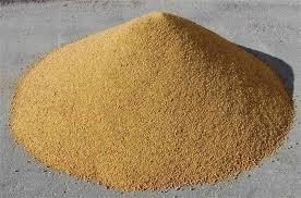 Барда сухая кукурузная послеспиртовая, фасовка в мешки по 25 кг.