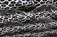 "Ткань Мех пятно ""Леопард"""