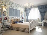 ШТОРЫ для спальни Вишневое, Киев, Софиевская Борщаговка