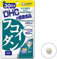 DHC Фукоидан, 60 таблеток (на 30 дней)