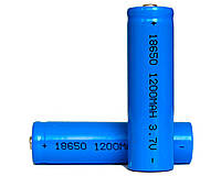 Аккумулятор 18650-1200mAh SO