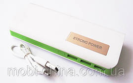Универсальная батарея PowerBank Strong Power 3818 на 50000 mAh с фонариком new2, фото 3