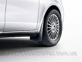 Передние брызговики Mercedes V V-Class W447 2014-18 Новые Оригинальные