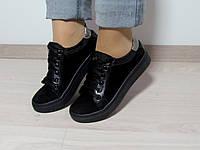 Туфли спортивные женские натуральная замша, фото 1