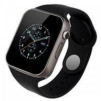 UWatch Умные часы Smart A1 Turbo Black(+Гарантия)