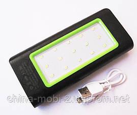 Универсальная батарея PowerBank Strong Power 3818 на 50000 mAh с фонариком, black, фото 3