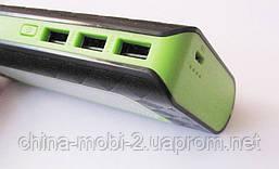 Универсальная батарея PowerBank Strong Power 3818 на 50000 mAh с фонариком, black, фото 2