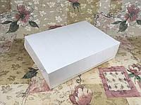 Коробка для 12-ти кексов / 340х250х90 мм / Молочн / б.о., фото 1