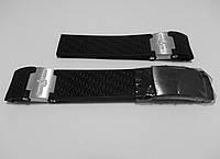 Ремешок к часам Ulysse Nardin черный, универсальный комплект