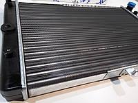 Радиатор вод. охлаждения ВАЗ 2108,-09,-099 (алюм., основной)(пр-во ДААЗ)