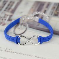 Браслет Бесконечность (Infinity blue)