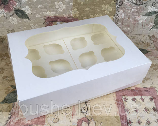 Коробка для капкейков