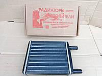 Радиатор отопителя (печки) Газель, Соболь d=16 (алюминий) ( АВТОРАД, Оригинал