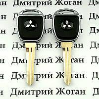 Корпус авто ключа для MITSUBISHI Lancer, ASX, Pajero(Митсубиси Ланцер, Паджеро)  лезвие MIT11R