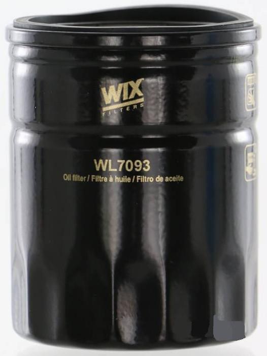 Фильтр масляный WIX WL7093 FORD Форд Mazda Мазда Москвич Алеко