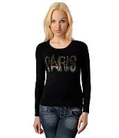 Женский свитер PARIS черный, фото 1