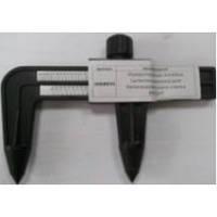 Измерительная линейка (штангенциркуль) для балансировочного станка