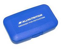All nutrition Pill Box All Nutrition Blue Таблетница