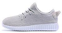 Женские кроссовки  Adidas Yeezy Boost 350 Dirty White (Адидас Изи Буст 350) белые