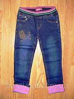 Джинсовые брюки на девочку оптом, S&D, 1-5 рр