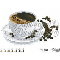 Схема Барвиста вышиванкаТК-088 Ароматный кофе