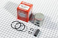 Поршень, кольца, палец к-кт 4T Suzuki AD50/LETS 50cc - 39мм STD (палец 10мм)