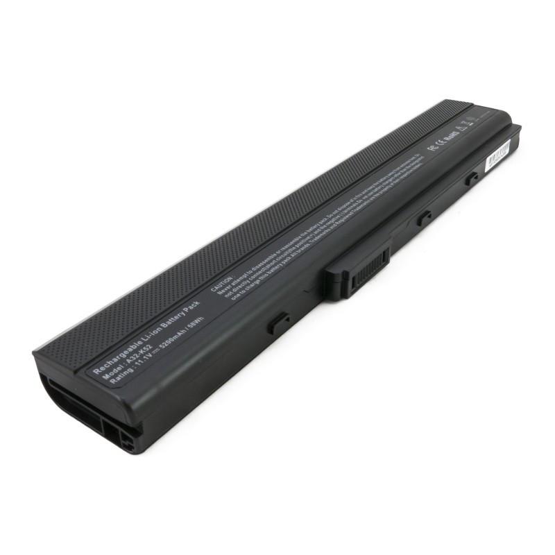 Аккумулятор для ноутбука Asus K52 (A32-K52), Extradigital, 5200 mAh, 11.1 V (BNA3922)