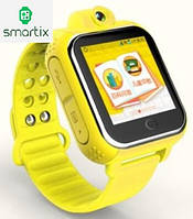 Детские умные смарт часы Smart Baby Watch Q200 с камерой, 3G и GPS трекером (желтые). Русский язык! Киев