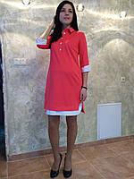 """Платье """"рубашка"""" для беременных, фото 1"""