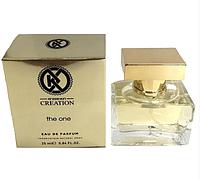 Dolce & Gabbana The One 25 ml (аналог брендовых духов)