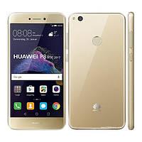 Противоударная защитная пленка на экран для Huawei P8 Lite (2017)