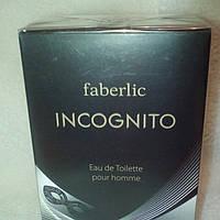 Аромат Инкогнито для мужчин  faberlic, 50 ml