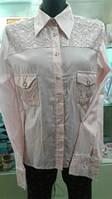 Блузка №03 розовая