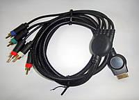 Компонентный кабель для приставки PS3
