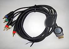 Компонентний кабель для приставки PS3