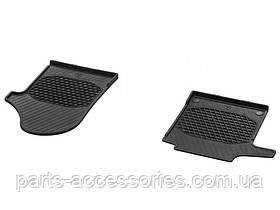 Коврики резиновые передние Mercedes V V-Class W447 2014-18 Новые Оригинальные