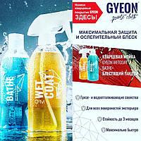 Набор для защиты и блеска авто Gyeon Quartz