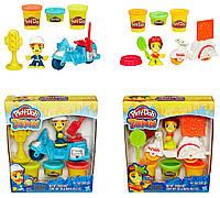 """Hasbro Игровой набор """"Транспортные средства"""", Play-Dox Town, в ассортименте"""
