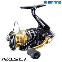 Катушка Shimano Nasci 2500 HGS FB