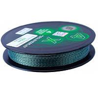 Шнур Lineaeffe FF 4X Super PE Braid  Moss Green  100м  0.25мм  FishTest-18.00кг