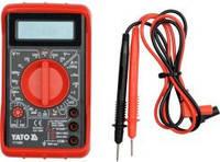YATO Прилад для визначення електричних параметрів цифровий