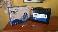 Аккумулятор для мотоцикла гелевый EXIDE SLA12-23 = AGM12-23 21Ah 205x86x162