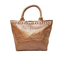 Весенняя сумка шоппер